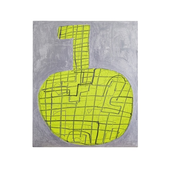 【写真】【一点物】松林誠「黄色い果実 02」