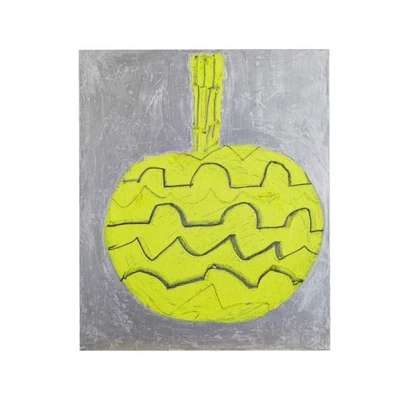 【写真】【一点物】松林誠「黄色い果実 04」