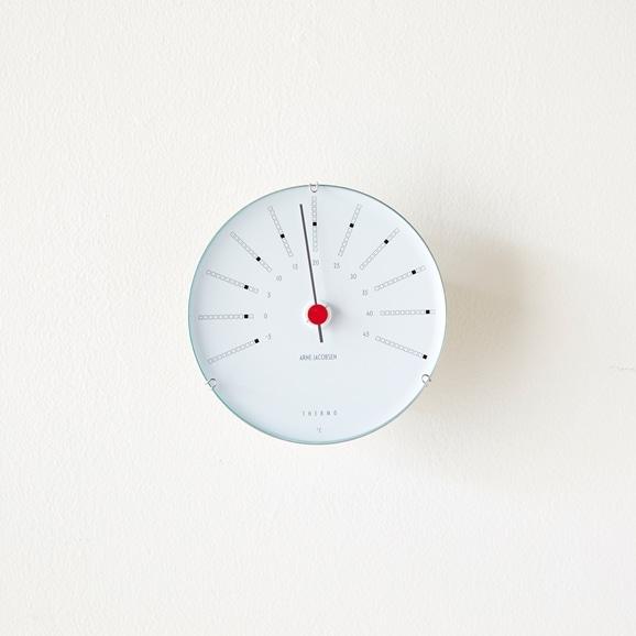 【写真】Arne Jacobsen 温度計 BANKERS