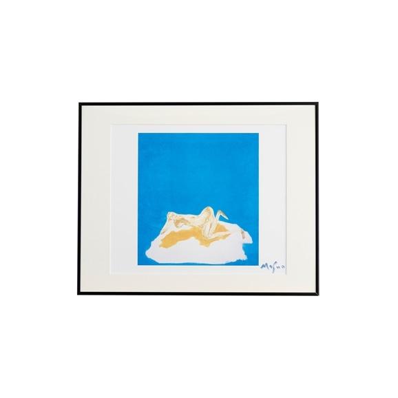 【写真】池田満寿夫 「Summer」/Rare ART POSTER展 feat. NIPPON