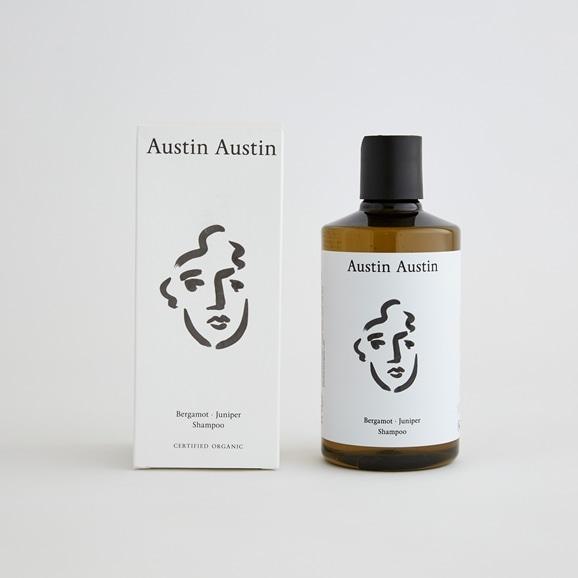 【写真】Austin Austin シャンプー bergamot & juniper