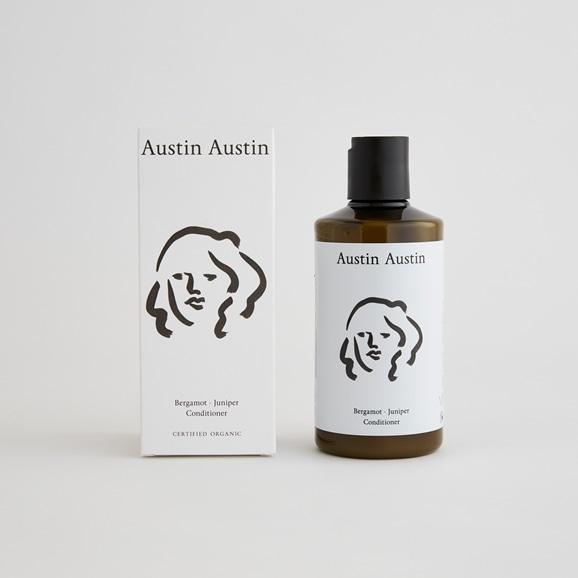 【写真】Austin Austin コンディショナー bergamot & juniper