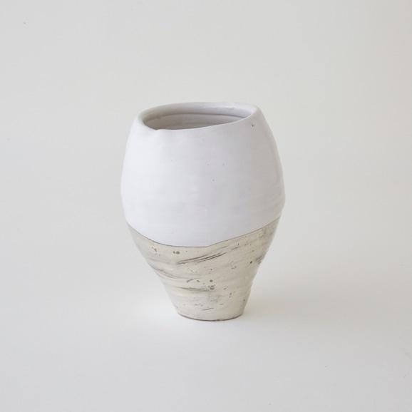 【写真】【一点物】安田奈緒子 花器A