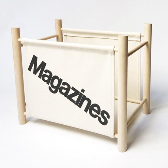 【写真】MagazineRack-Natural/dieci+SD