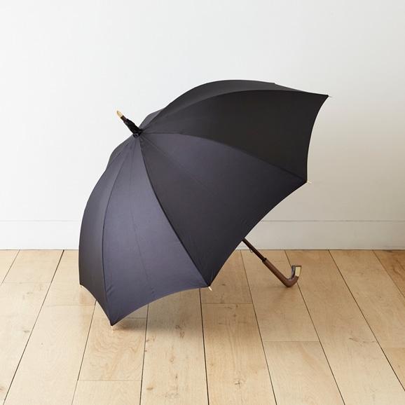 【写真】KOUMORI UMBRELLA 雨傘 クロ 55cm