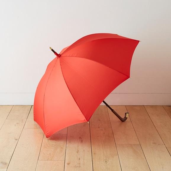 【写真】KOUMORI UMBRELLA 雨傘 アカ 55cm