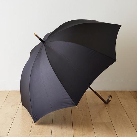 【写真】KOUMORI UMBRELLA 雨傘 クロ 65cm