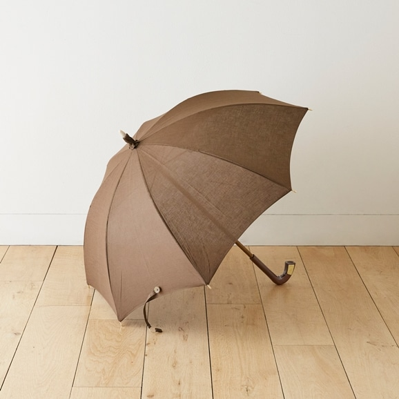 【写真】KOUMORI UMBRELLA 日傘 オリーブ 47cm