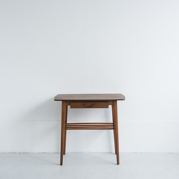 【写真】Vintage low table