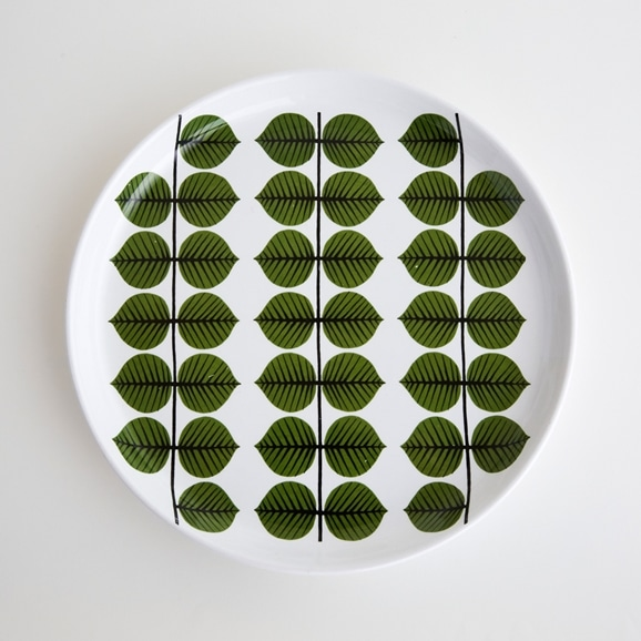 【写真】北欧ヴィンテージ食器 GUSTAVSBERG BERSA PLATE L
