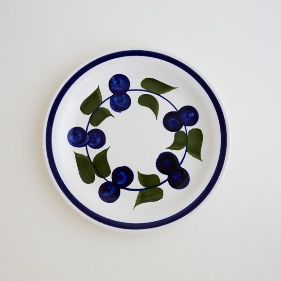【写真】北欧ヴィンテージ食器 RORSTRAND IRENE PLATE M