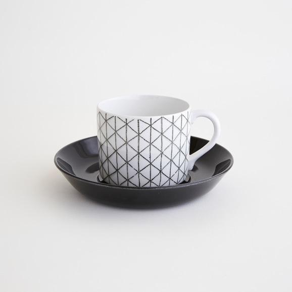 【写真】北欧ヴィンテージ食器 GUSTAVSBERG VEBEZIA COFFEE CUP & SAUCER