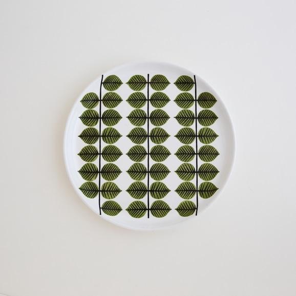 【写真】北欧ヴィンテージ食器 GUSTAVSBERG BERSA PLATE M