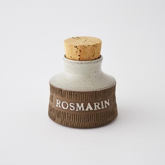 【写真】北欧ヴィンテージ食器 SMP ROSMARIN BOTTLE
