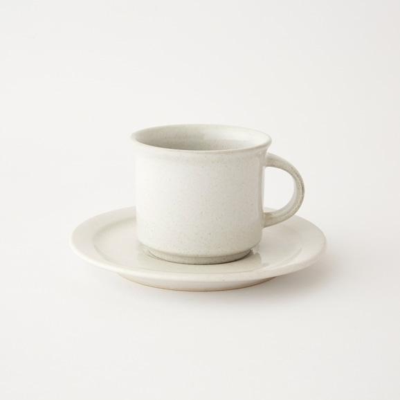 【写真】北欧ヴィンテージ食器 Hoganas HARD COFFEE CUP & SAUCER