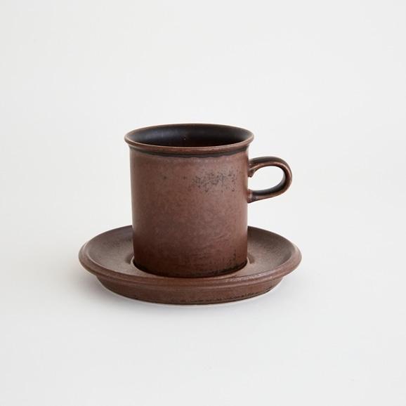 【写真】北欧ヴィンテージ食器 ARABIA RUSKA COFFEE CUP & SAUCER