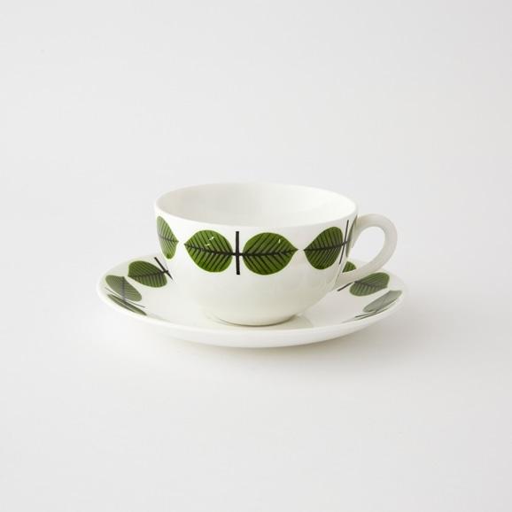 【写真】北欧ヴィンテージ食器 GUSTAVSBERG BERSA COFFEE CUP & SAUCER