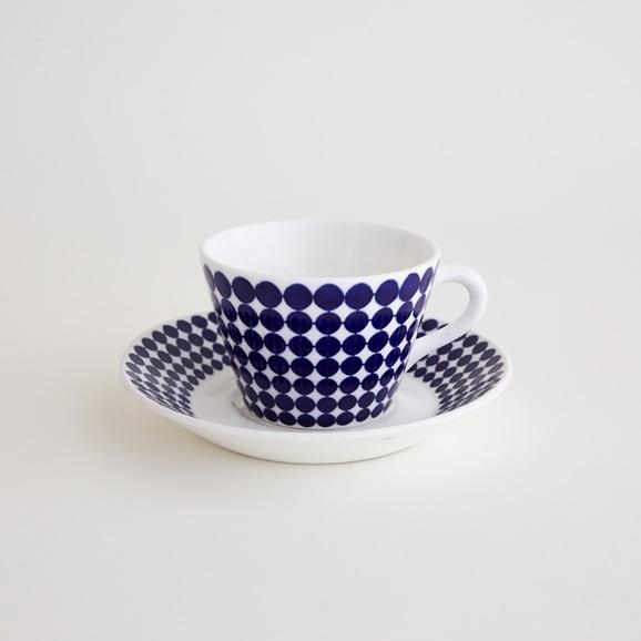 【写真】北欧ヴィンテージ食器 GUSTAVSBERG ADAM COFFEE CUP & SAUCER