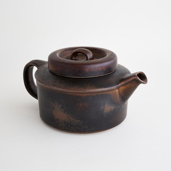 【写真】北欧ヴィンテージ食器 ARABIA RUSKA TEA POT