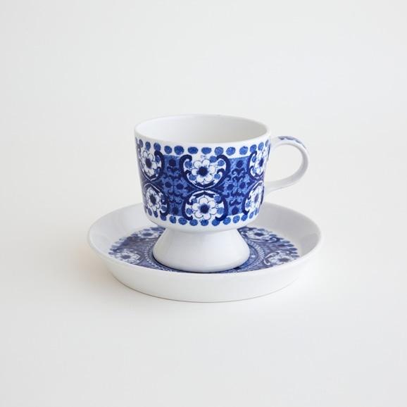 【写真】北欧ヴィンテージ食器 ARABIA ALI COFFEE CUP & SAUCER