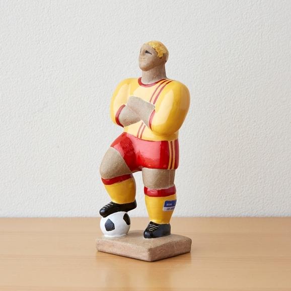 【写真】Vintage Lisa Larson Fotbollsspelare