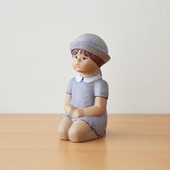 【写真】Vintage Lisa Larson Skulpturer Sommarkladd