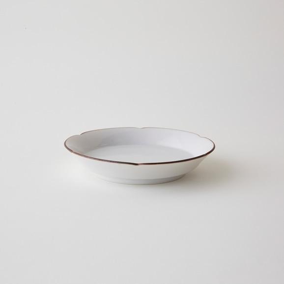 【写真】KUTANI SEAL 輪花小皿