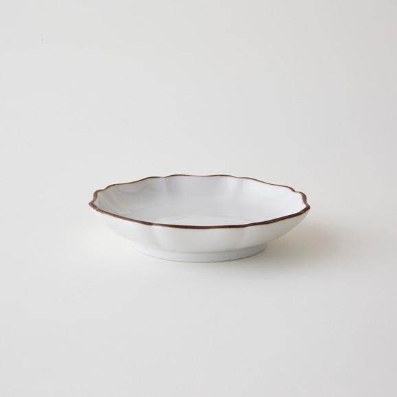 【写真】KUTANI SEAL 花型小皿