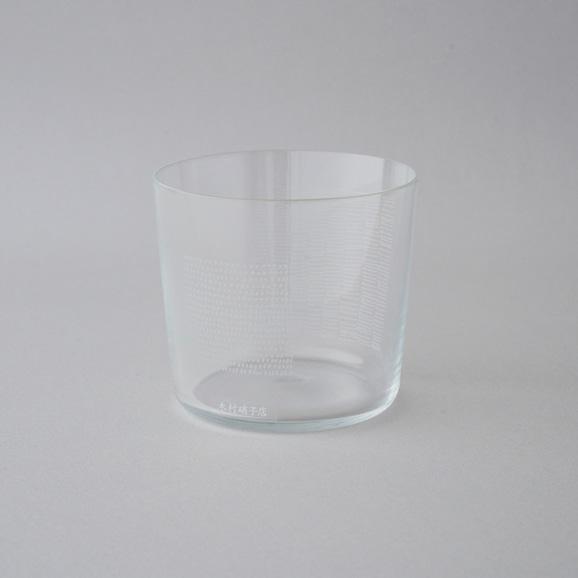 【写真】木村硝子 グラス パタンシリーズ テンセン 10oz