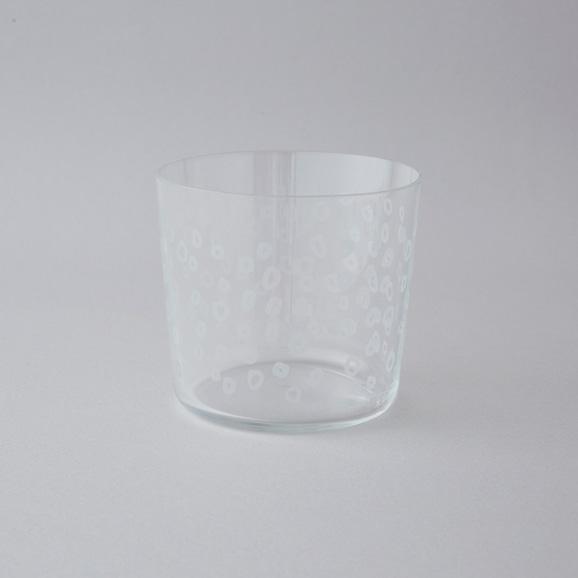 【写真】木村硝子 グラス パタンシリーズ アマツブ 10oz