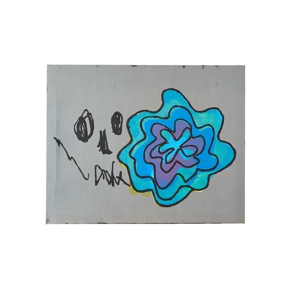 【写真】【一点物】舞木和哉 「blue flower」
