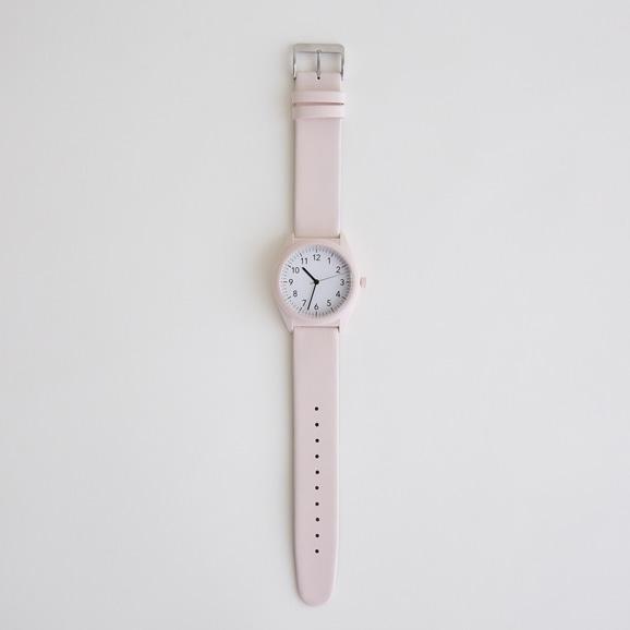 【写真】Solar Watch ピンク