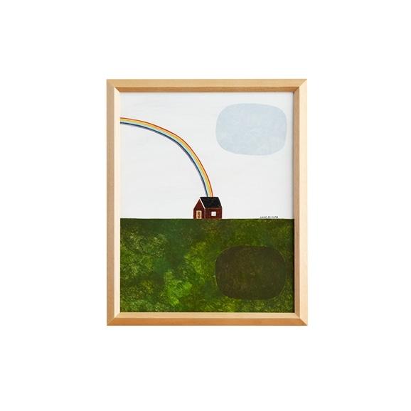 【写真】【一点物】秋山花 「RAINBOW (HOUSE)」