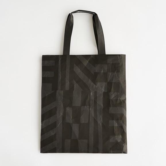 【写真】【IDEE TOKYO限定】柚木沙弥郎デザイン SIWA FLATバッグ L シマウマ