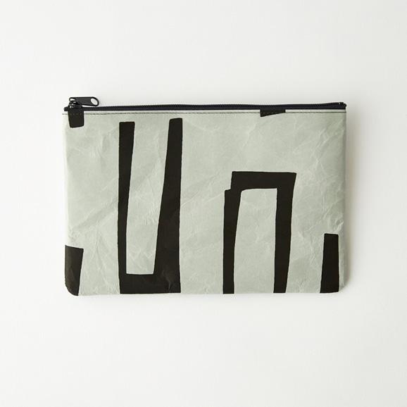 【写真】柚木沙弥郎デザイン  SIWA ペンケース L ブロック