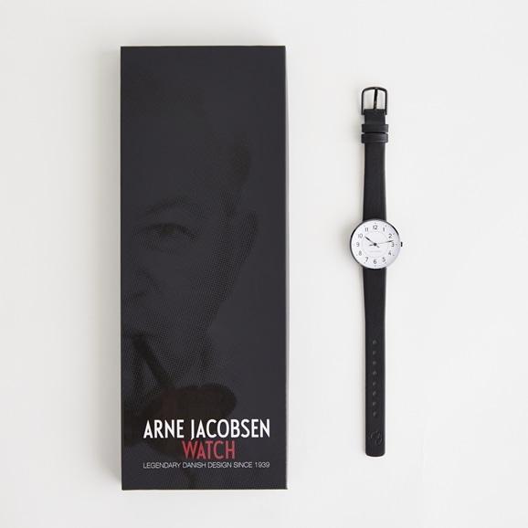 【写真】Arne Jacobsen 腕時計 STATION φ30mm