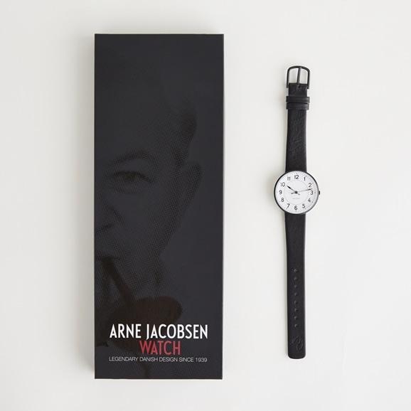 【写真】Arne Jacobsen 腕時計 STATION φ34mm