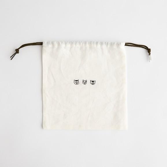 【写真】POOL Everyday 巾着 カーキ