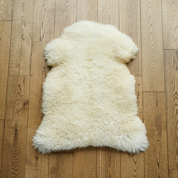 【写真】Sheep skin Rug 95×55cm
