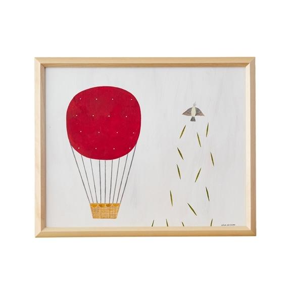 【写真】【一点物】秋山花 「AIR BALLOON」