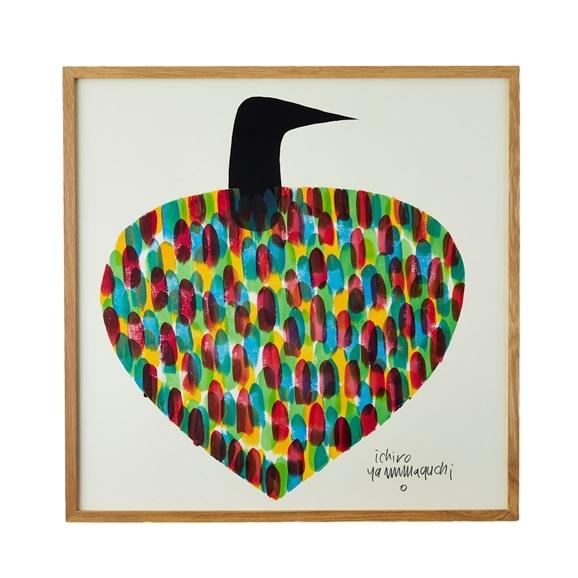 【写真】【一点物】山口一郎 「humming bird」