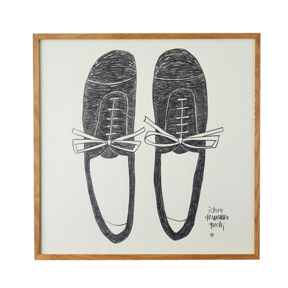 【写真】【一点物】山口一郎 「shoes」