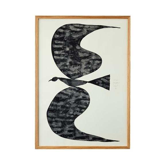 【写真】【一点物】山口一郎 「Black bird NO.2082」