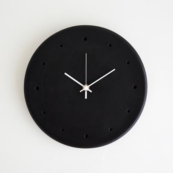 【写真】Hender Scheme clock ブラック