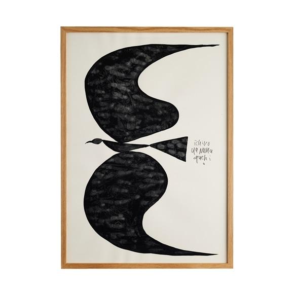 【写真】【一点物】山口一郎 「Black bird BOL1」