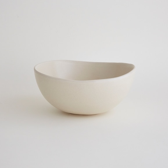 【写真】VAL DO SOL NORA Bowl M ホワイト