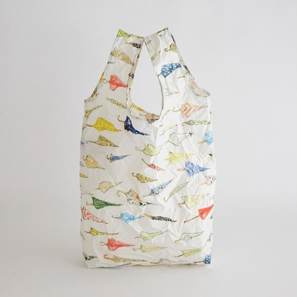 【写真】イイダ傘店 ケータリング バッグ 傘の鳥