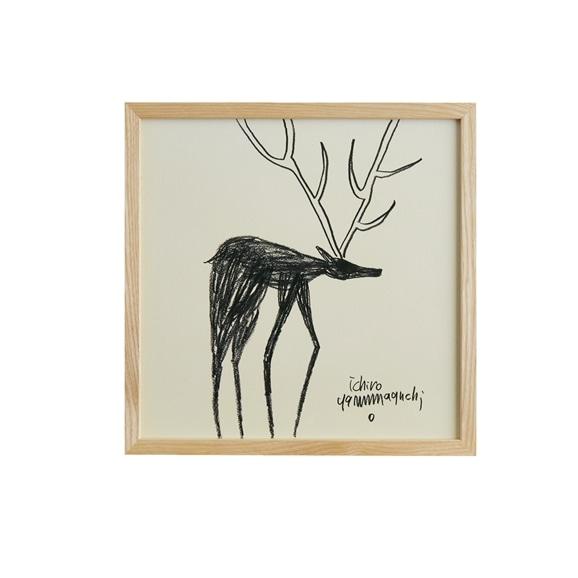 【写真】【定番品】山口一郎 「reindeer」