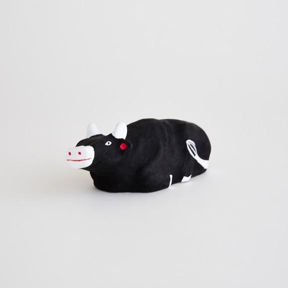 【写真】【イデー限定 丑の郷土玩具】八橋人形 牛