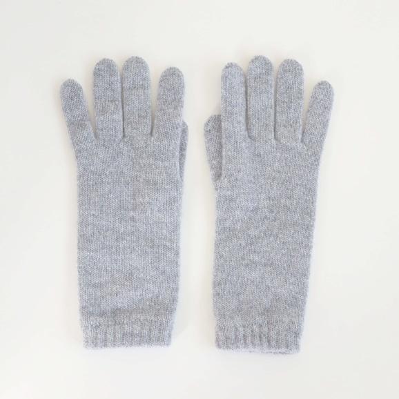 【写真】Johnstons Ladies Gloves シルバー
